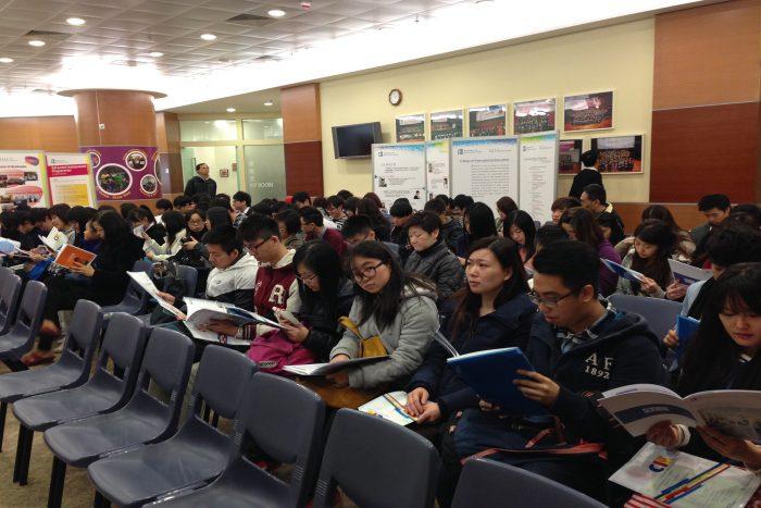 Diploma Yi Jin 升學及就業調查
