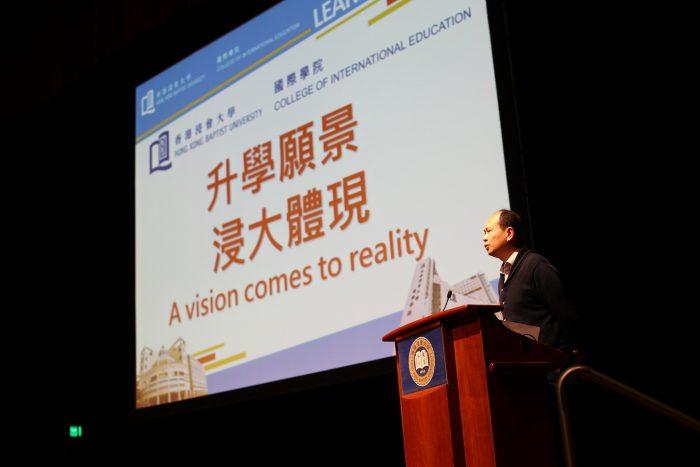 Diploma Yi Jin 升学讲座