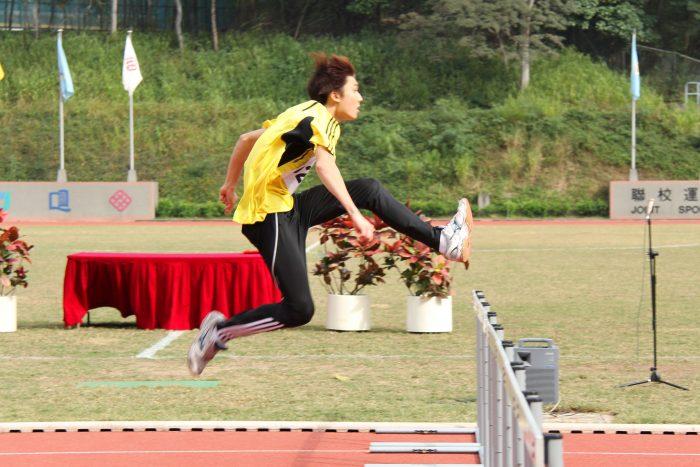 Diploma Yi Jin 運動同樂日