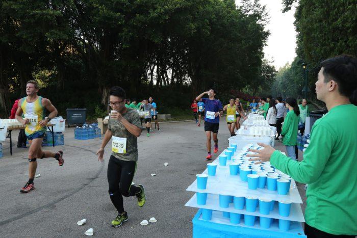 Diploma Yi Jin 聯合國兒童基金會慈善跑義工活動