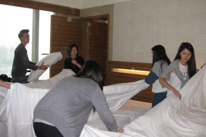 Diploma Yi Jin 酒店学