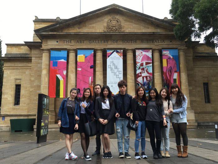 Study tour to Adelaide 1