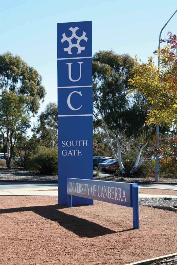 University of Canberra 1