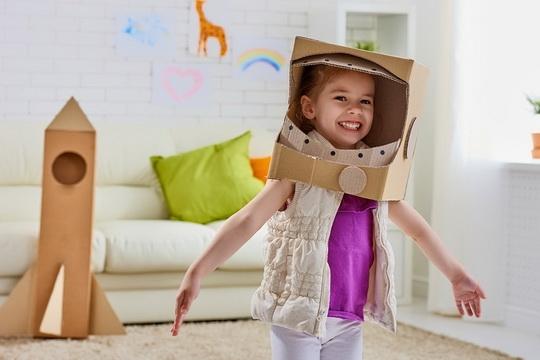 家长的创意如何,子女的创意也必如何?