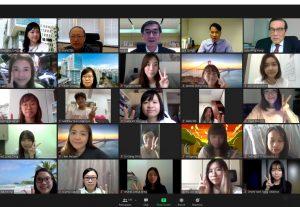 香港浸會大學持續教育學院各學部為新生舉辦不同迎新活動,向同學講解學科資訊、實習安排、介紹學習資源和教學團隊,歡迎同學加入浸大的大家庭