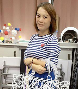 時尚商品展示設計專業文憑課程畢業生溫婉瑩(Polly)