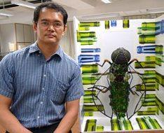 時尚商品展示設計專業文憑課程畢業生 中學視覺藝術科教師馬志榮