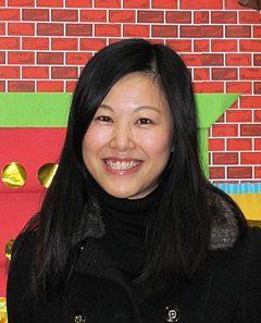 幼兒教育教育學士學位畢業生何鳳貞(Cherry)。