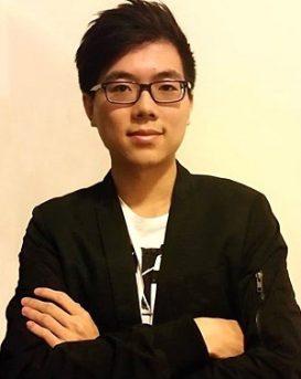 毅進計劃、副學士基礎及副學士課程畢業生黄永鏗(Alex)
