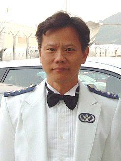 聯業安全及健康專業文憑畢業生馬景賢(Eddie)。