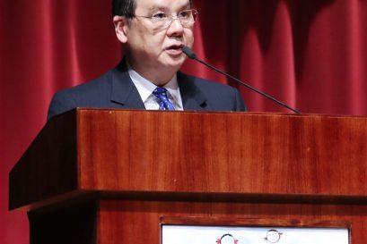 香港特別行政區政府政務司司長張建宗先生致勉辭。