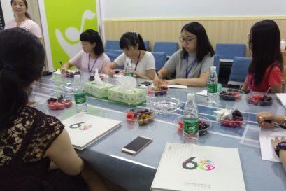 幼教學員訪湖南第一師範學院