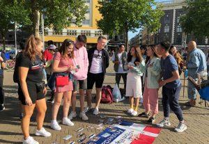 20多位同學到丹麥哥本哈根及荷蘭阿姆斯特 丹進行考察, 從文化丶藝術及建築等不同角度深入認識歐洲兩大城市。