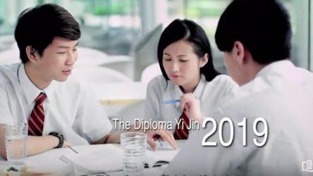 Diploma Yi Jin 2019