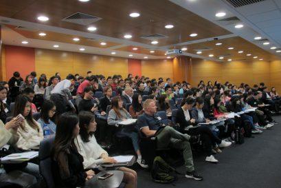 會議共吸引260名參加者。