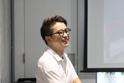 珠宝设计师王悦安先生与会众分享业界的前景及最新发展。