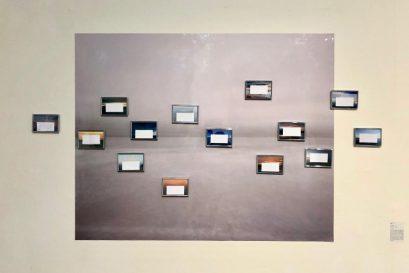 徐曉澄同學的作品「Seascapes」對海洋有另一種欣賞及表達的角度。