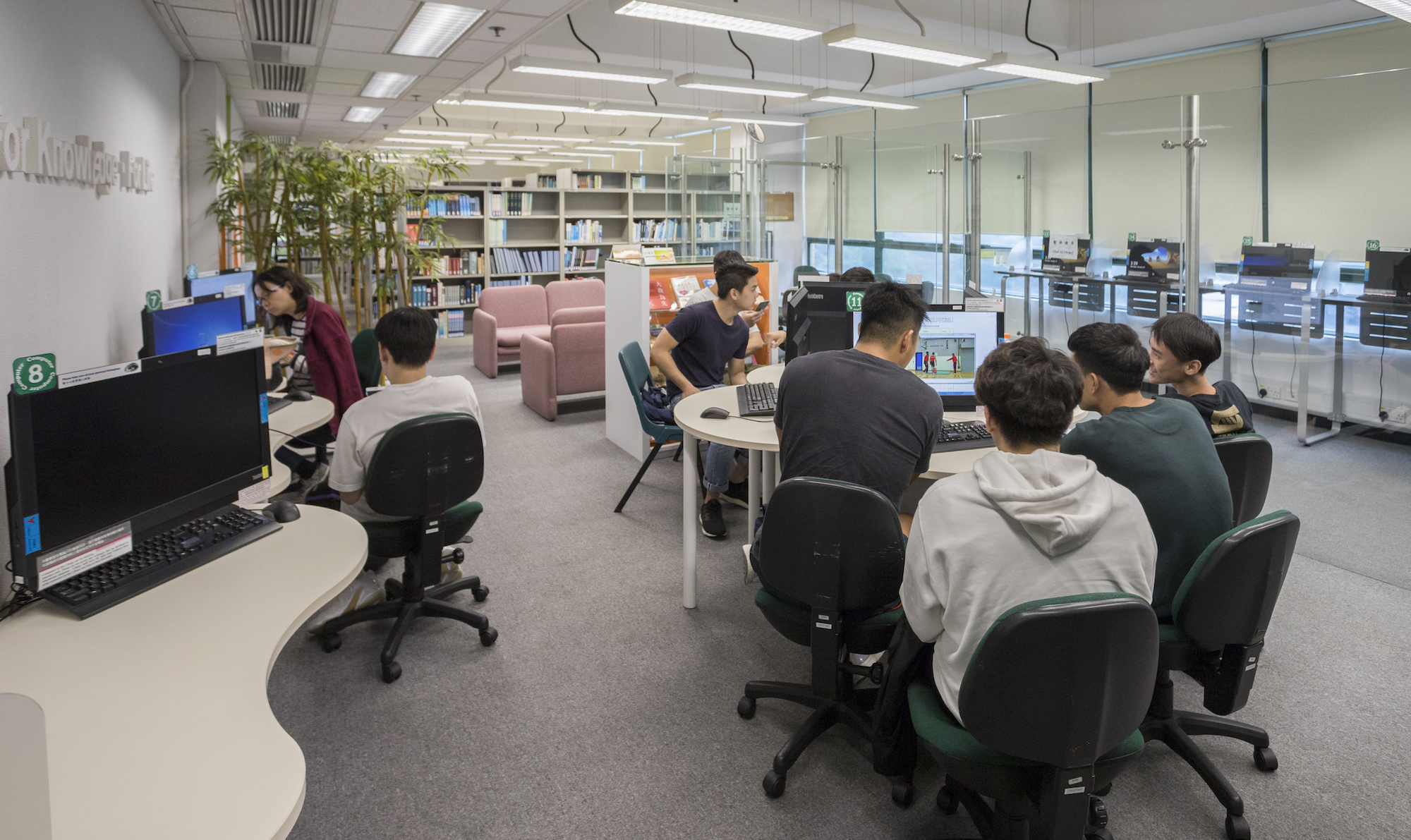 Kowloon Tong Campus Resource Library