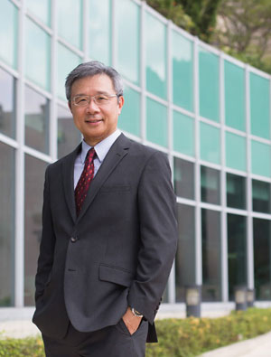 Ronald C.K. Chung  Dean, School of Continuing Education